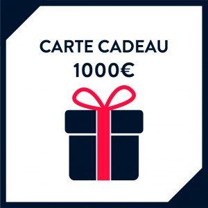 Carte Cadeau JAGGS - 1000€