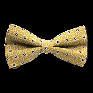 JAGGS-noeud-papillon-japonais-asanoha-jaune-moutarde-JA.NP.JA.ASAN.04