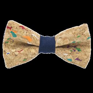 JAGGS-noeud-papillon-liege-multicolore-MUSCAT-marine