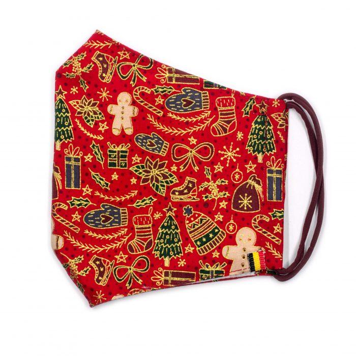 JAGGS-costumes-chemises-sur-mesure-masque-jaggs-noel-christmas-times-rouge