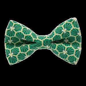 JAGGS-noeud-papillon-japonais-polygone-vert-emerau
