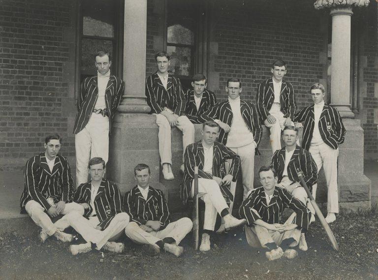 cricket_blazer_histoire_origines