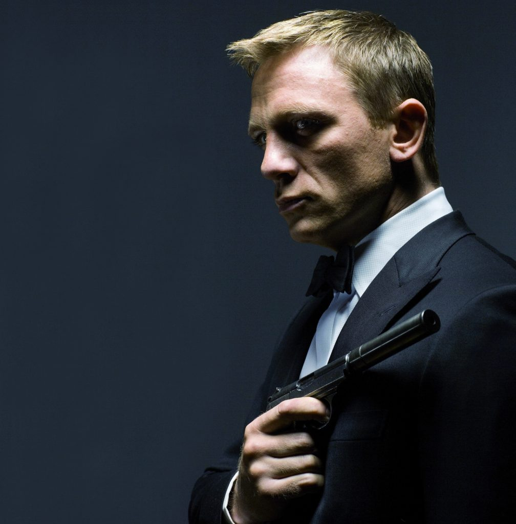 james bond daniel craig costume sur-mesure scabal