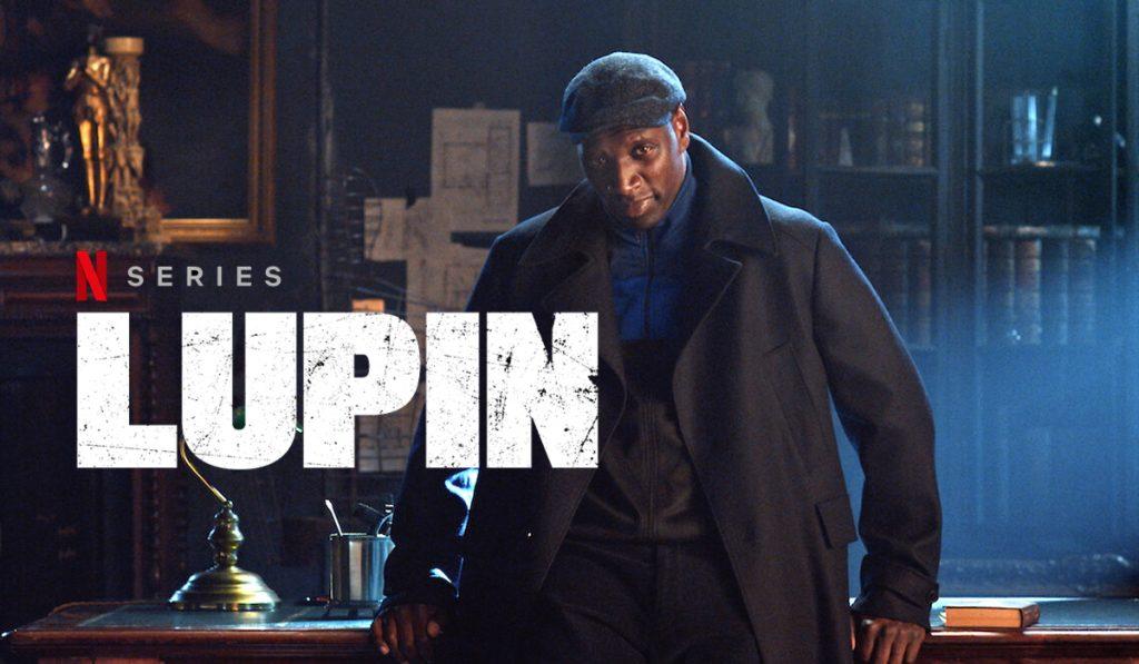 Affiche Lupin Netflix Serie