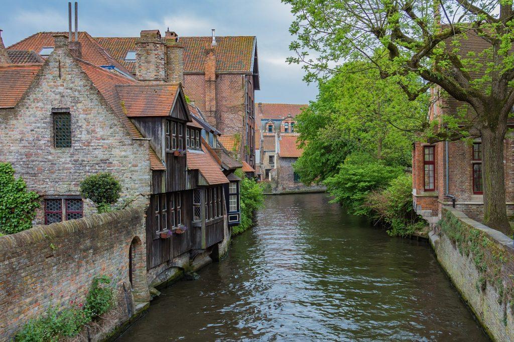 City Trip à Bruges pour la Saint-Valentin