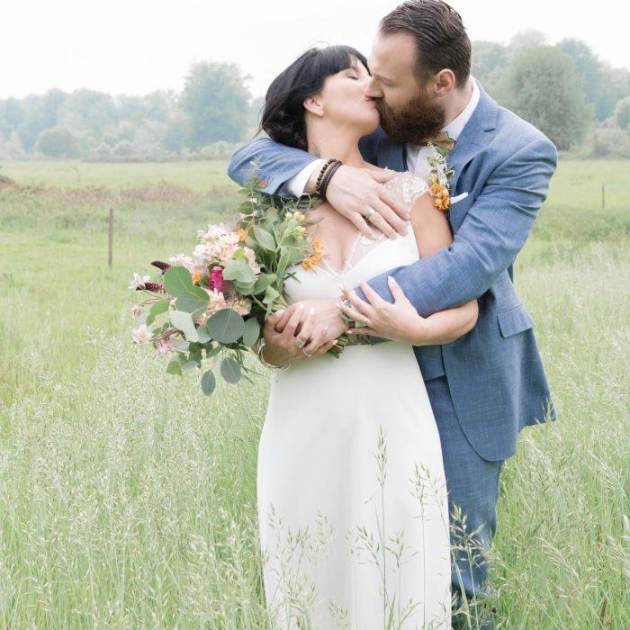 Chemise de mariage ivoire ou blanche