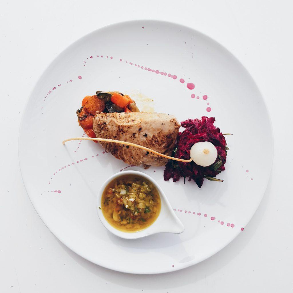 Restaurant tale away à la Saint-Valentin