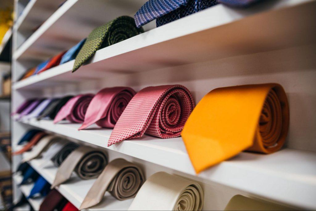 Cravate pour costume de mariage
