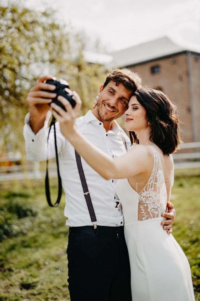 Bretelles pour costume de mariage