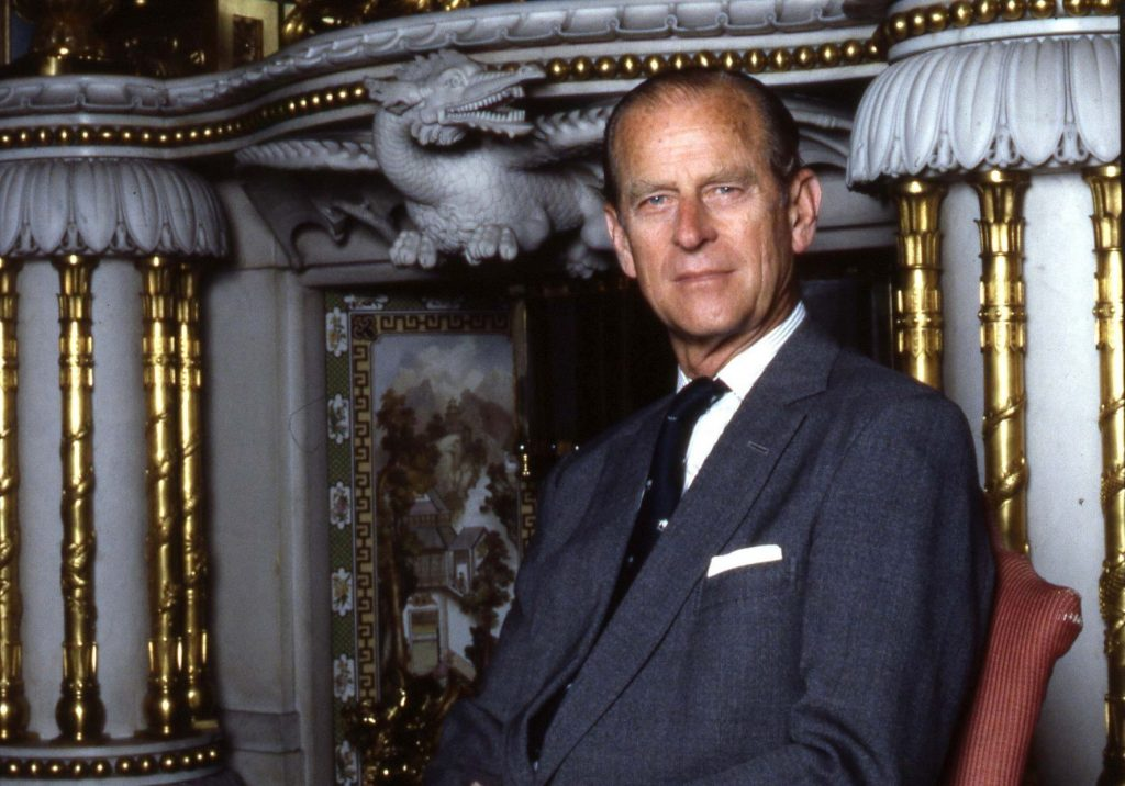 Philip Mountbatten, le Duc d'Edimbourg est décédé