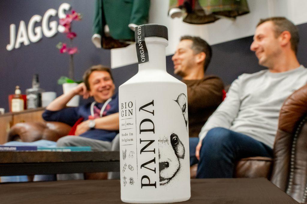 Interview de l'équipe Panda Gin chez JAGGS