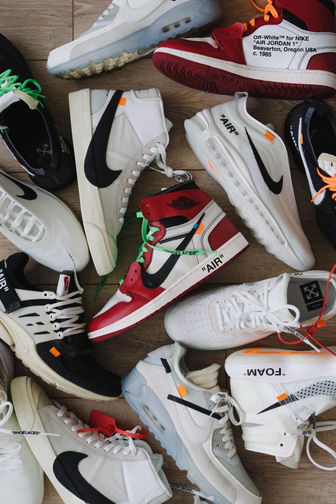 Des sneakers rares et authentifiées sur StockX