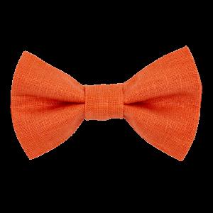 JAGGS-noeud-papillon-lin-orange