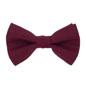 JAGGS-noeud-papillon-lin-rose-framboise