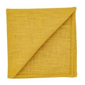 JAGGS-pochette-lin-jaune-moutarde