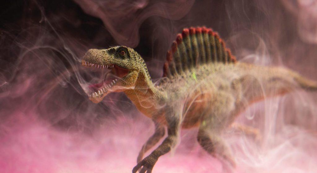 La collaboration Jurassic Park