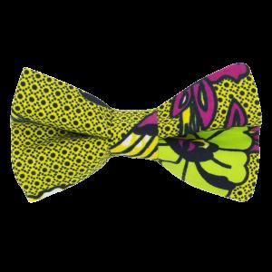 JAGGS-noeud-papillon-wax-jaune-rose