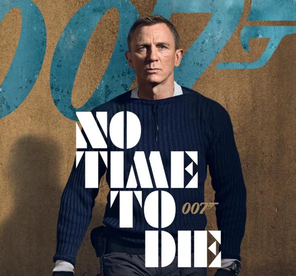 Mourir peut attendre, les vêtements de James Bond
