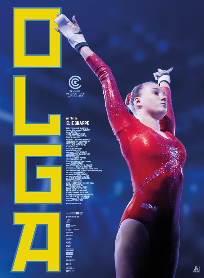Poster Olga film WaHFF