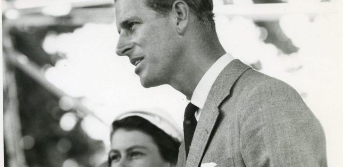 Le Prince Philip en costume