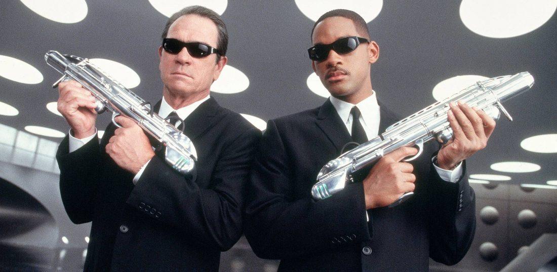 Men In Black Film Will Smith Tommy Lee Jones Scabal Costume
